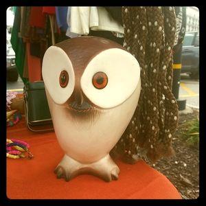 1960's decorative roselane owl friend